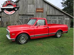 Picture of '69 Chevrolet C/K 10 located in Mount Vernon Washington - QYOO