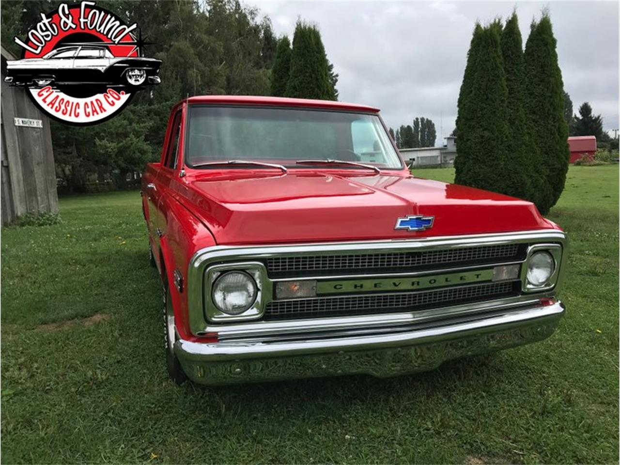 Large Picture of Classic '69 C/K 10 located in Mount Vernon Washington - $39,500.00 - QYOO