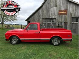 Picture of Classic 1969 Chevrolet C/K 10 located in Mount Vernon Washington Offered by Lost & Found Classic Car Co - QYOO