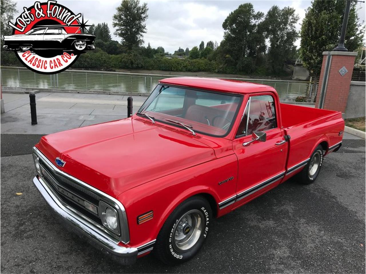 Large Picture of Classic 1969 C/K 10 located in Washington Offered by Lost & Found Classic Car Co - QYOO