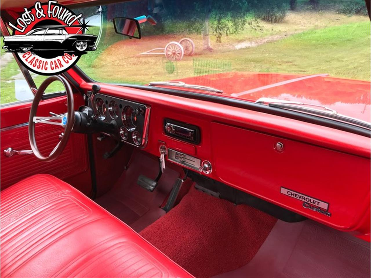 Large Picture of 1969 Chevrolet C/K 10 - QYOO