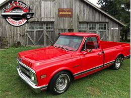 Picture of 1969 Chevrolet C/K 10 located in Washington - $39,500.00 - QYOO