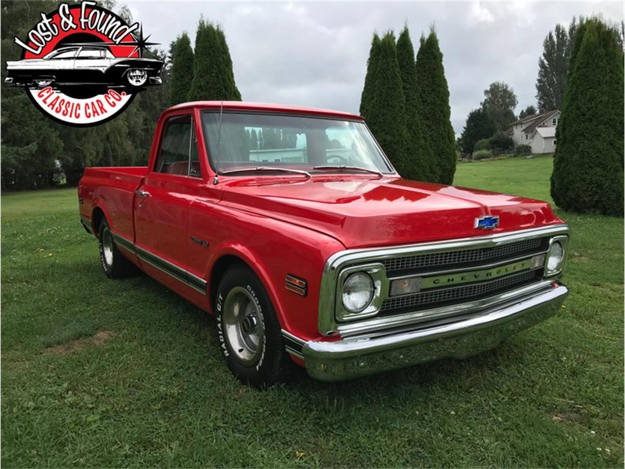 Large Picture of 1969 Chevrolet C/K 10 located in Washington - $39,500.00 - QYOO