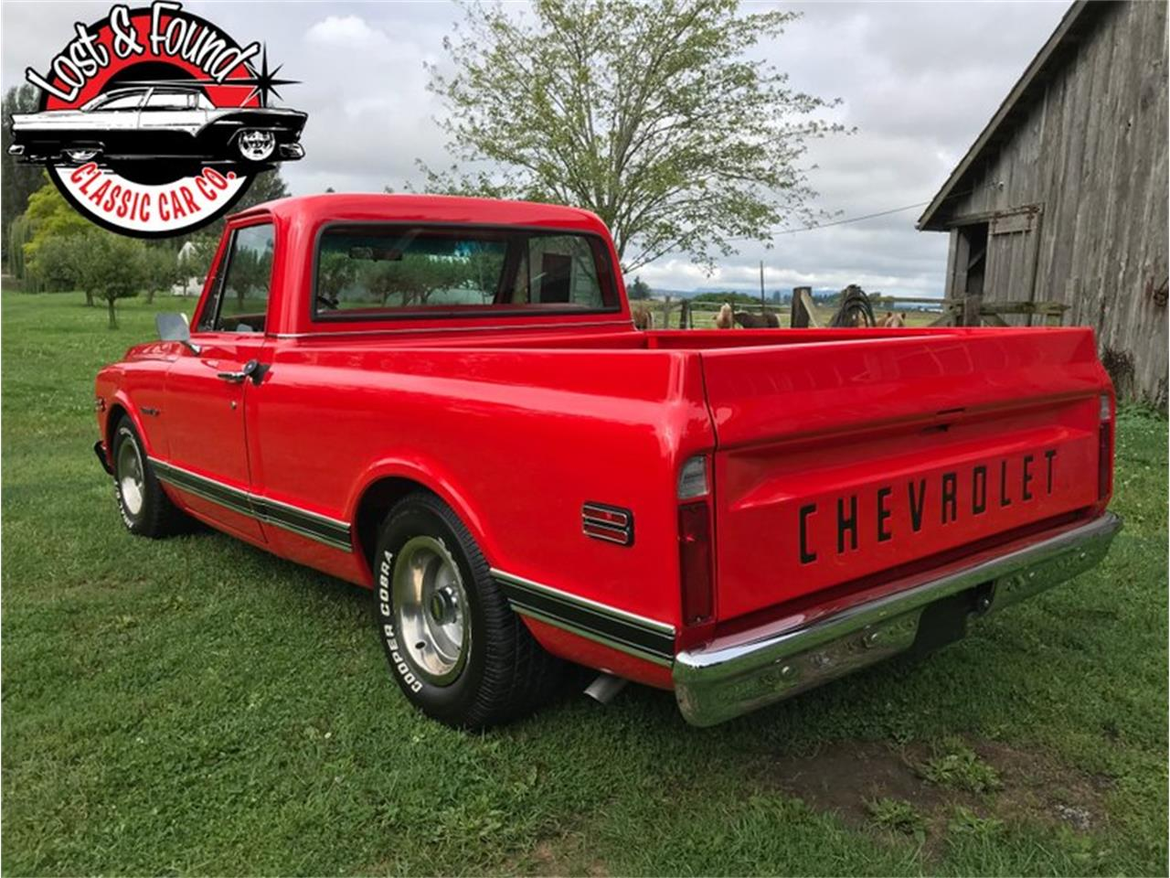Large Picture of Classic '69 Chevrolet C/K 10 - QYOO