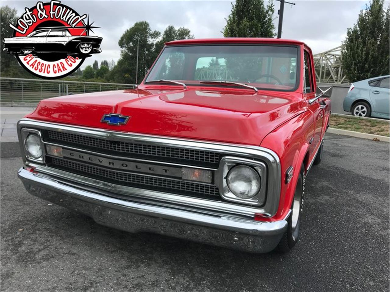 Large Picture of Classic 1969 Chevrolet C/K 10 located in Mount Vernon Washington - QYOO