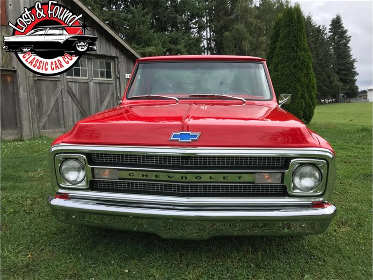 Large Picture of 1969 C/K 10 - QYOO
