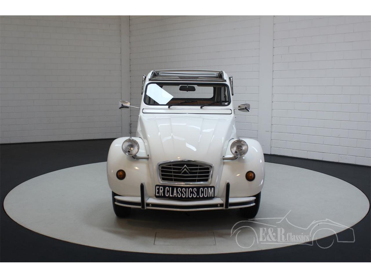 Large Picture of '86 2CV - QYP5