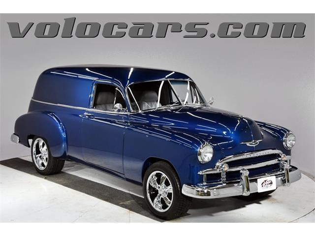 1950 Chevrolet Sedan