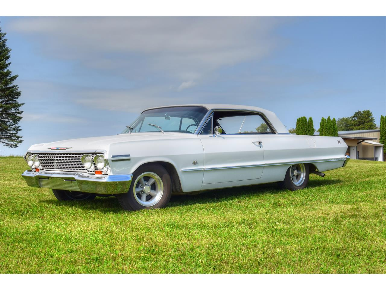 Large Picture of 1963 Chevrolet Impala located in Watertown  Minnesota Offered by Hooked On Classics - QYPI