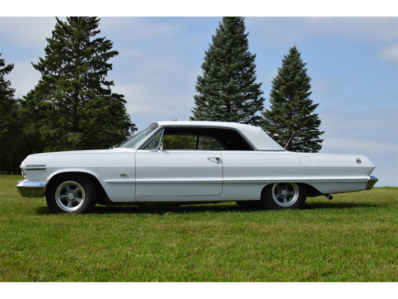 Large Picture of 1963 Impala located in Minnesota - $22,000.00 Offered by Hooked On Classics - QYPI