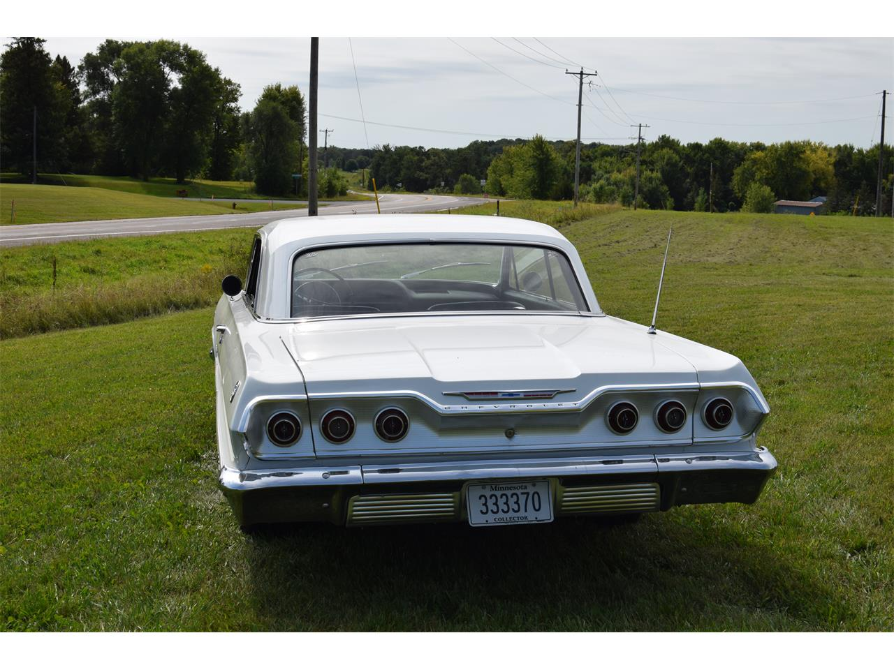 Large Picture of Classic 1963 Chevrolet Impala Offered by Hooked On Classics - QYPI