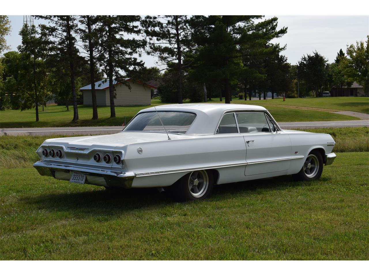 Large Picture of '63 Chevrolet Impala - QYPI