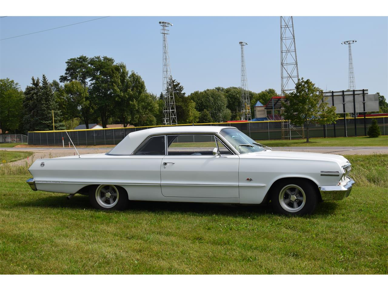 Large Picture of Classic '63 Impala located in Watertown  Minnesota - QYPI