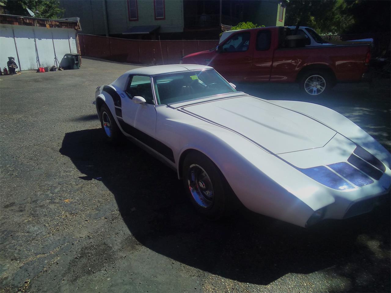 Large Picture of '71 Corvette - QYPK
