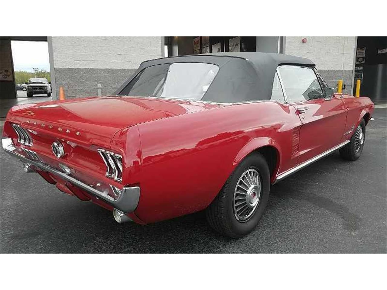 Large Picture of '67 Mustang - QYPL