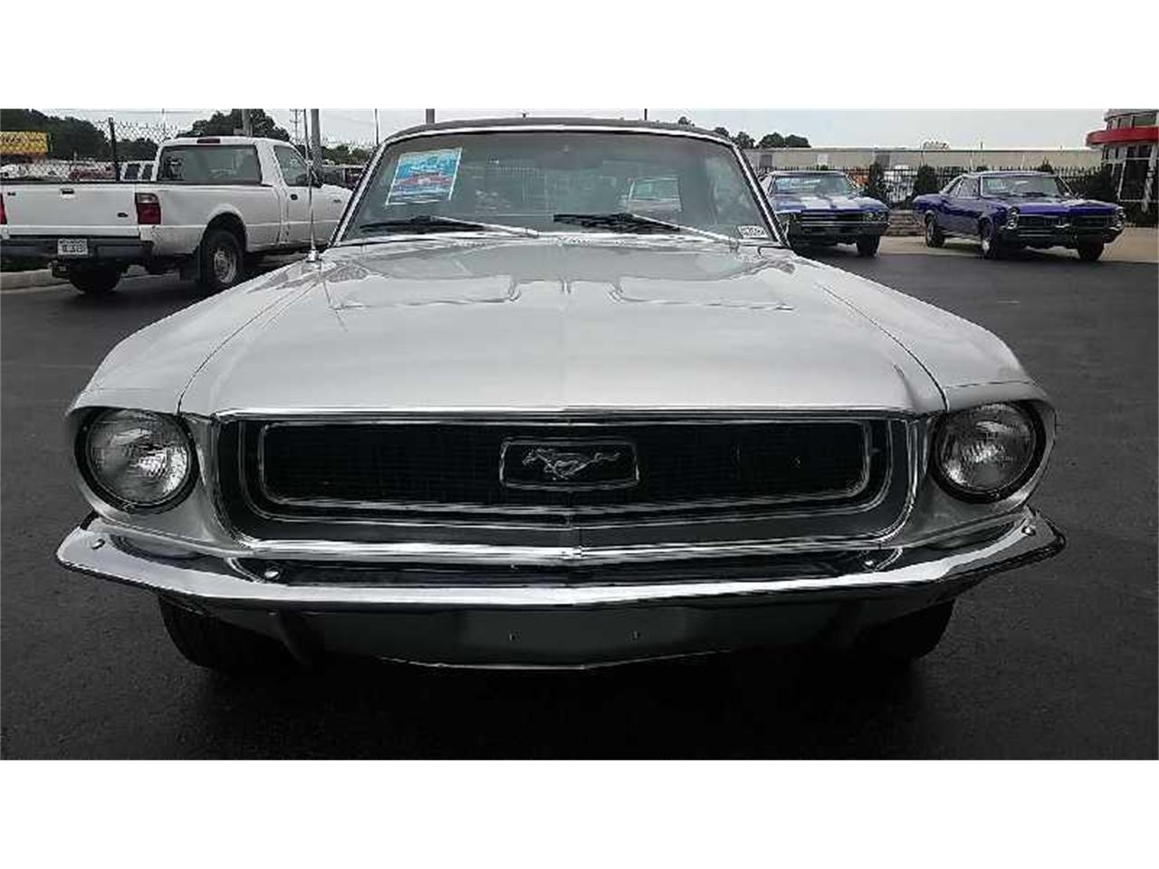 Large Picture of '68 Mustang Auction Vehicle - QYPM