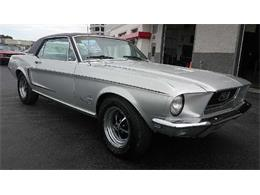 Picture of Classic 1968 Mustang Auction Vehicle - QYPM
