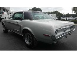 Picture of '68 Ford Mustang located in Virginia Offered by Motley's Richmond Auto Auction - QYPM