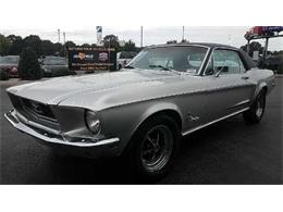 Picture of Classic '68 Ford Mustang Offered by Motley's Richmond Auto Auction - QYPM