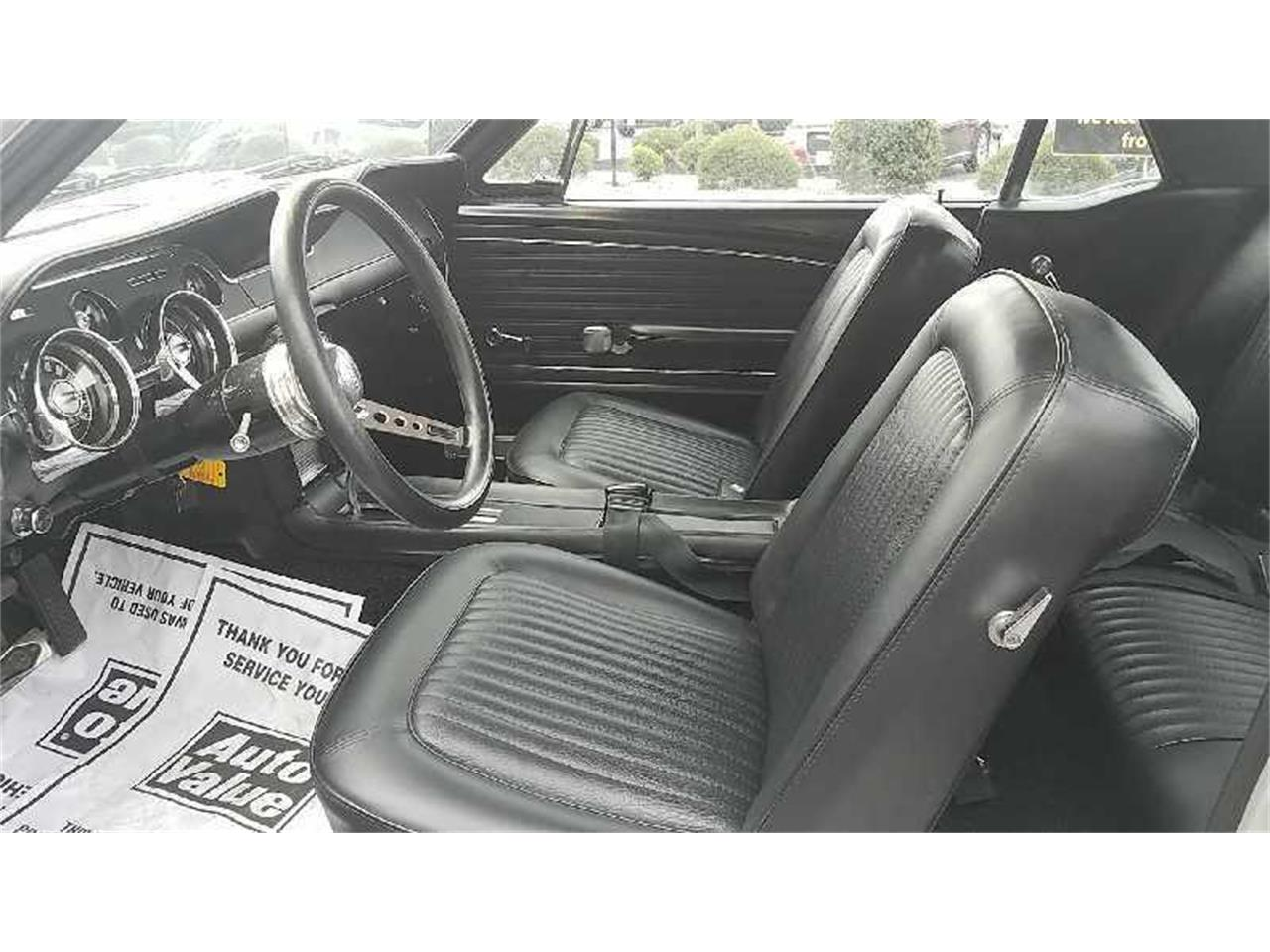 Large Picture of '68 Mustang located in Richmond Virginia Auction Vehicle Offered by Motley's Richmond Auto Auction - QYPM