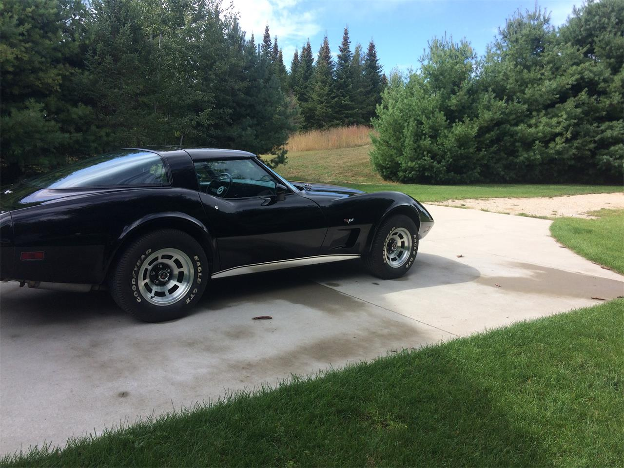 Large Picture of '79 Corvette - QYPV