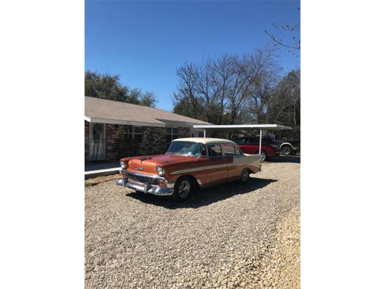 Large Picture of '56 Bel Air - QYQ4