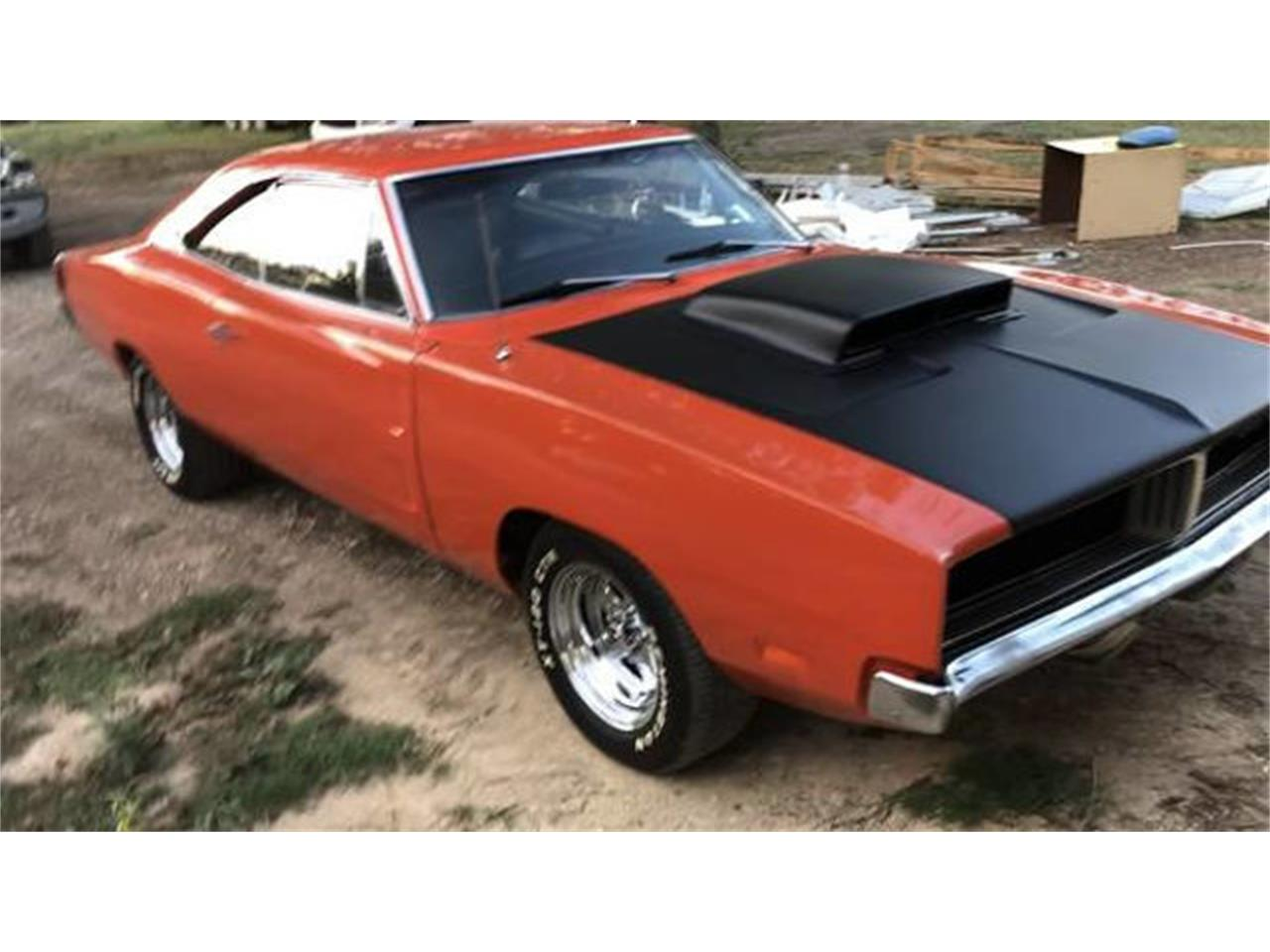 Large Picture of '69 Charger - QYQ5