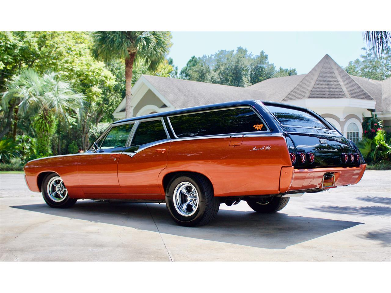 Large Picture of 1968 Impala SS427 Offered by FSD Hot Rod Ranch at Royal Auto & Truck Sales - QYQC
