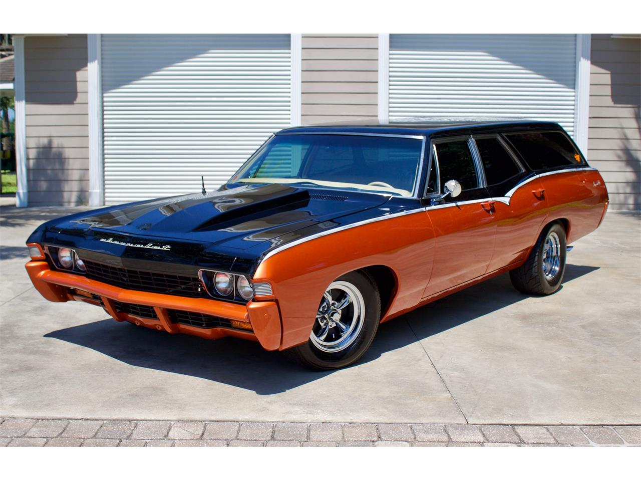 Large Picture of Classic 1968 Impala SS427 - $44,950.00 - QYQC