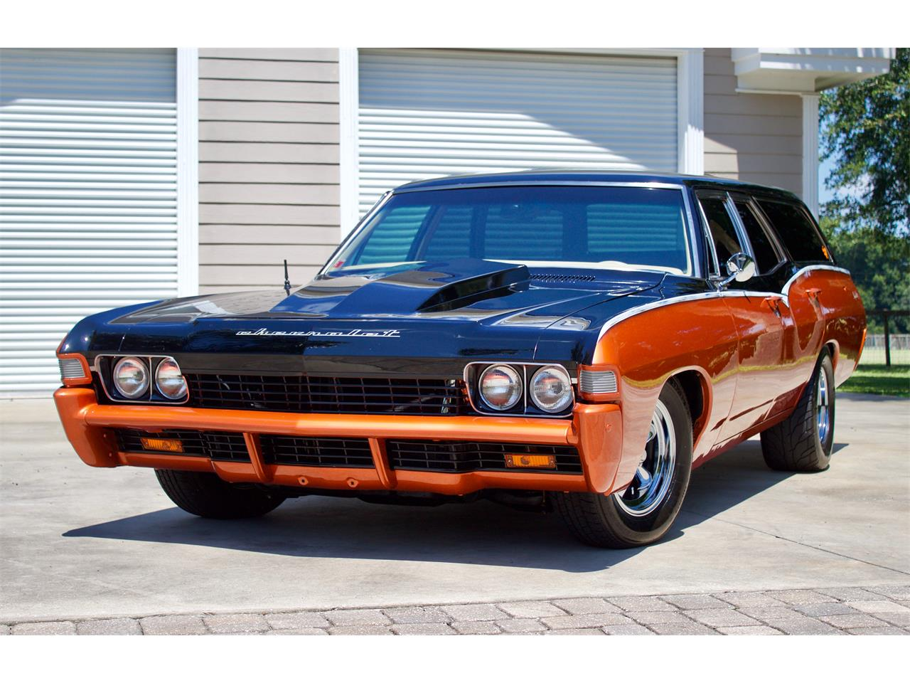 Large Picture of Classic 1968 Chevrolet Impala SS427 - QYQC