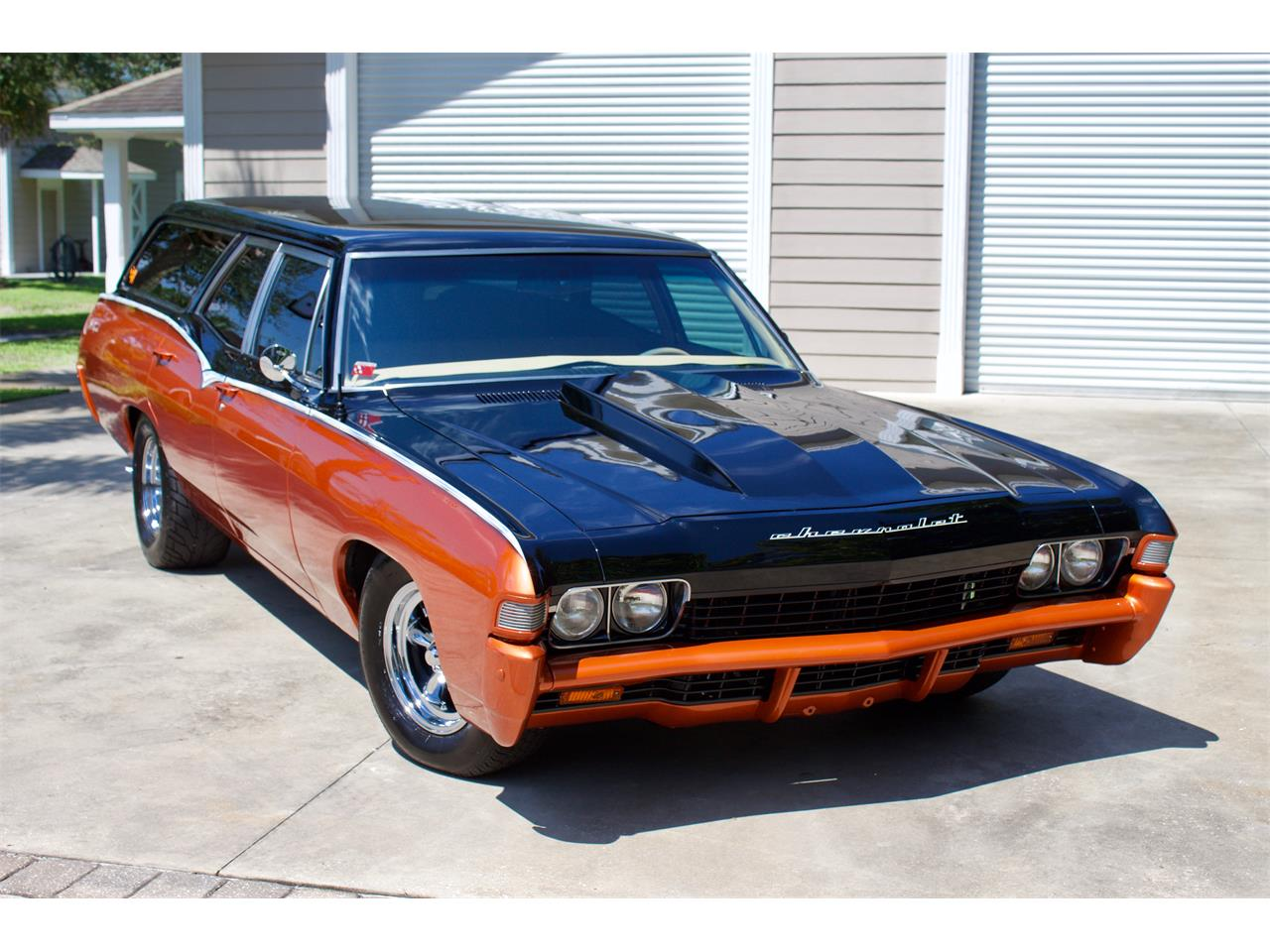 Large Picture of Classic 1968 Chevrolet Impala SS427 Offered by FSD Hot Rod Ranch at Royal Auto & Truck Sales - QYQC