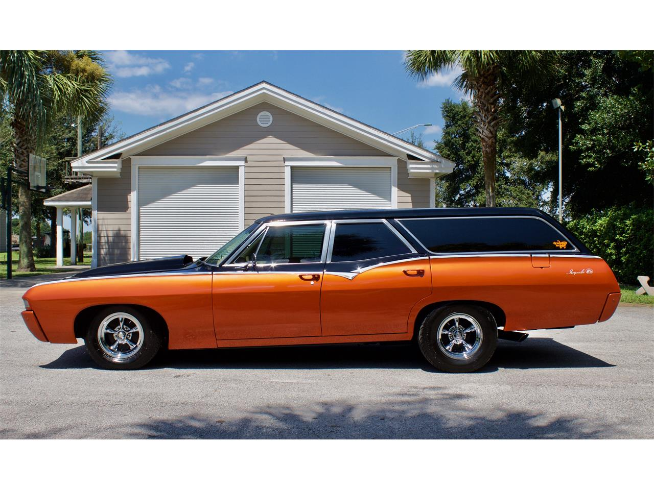 Large Picture of '68 Chevrolet Impala SS427 - $44,950.00 Offered by FSD Hot Rod Ranch at Royal Auto & Truck Sales - QYQC