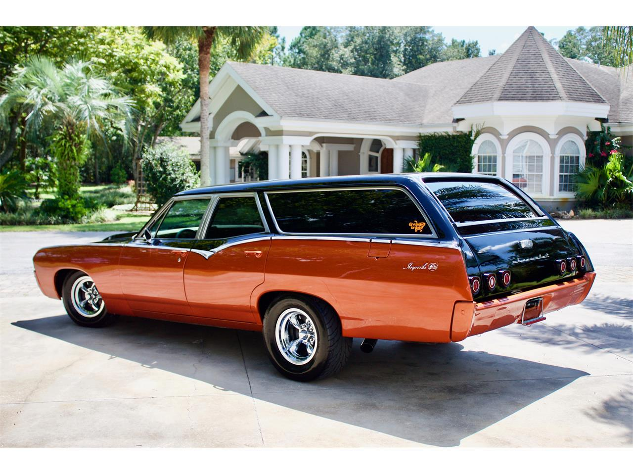 Large Picture of 1968 Chevrolet Impala SS427 located in Florida - $44,950.00 - QYQC