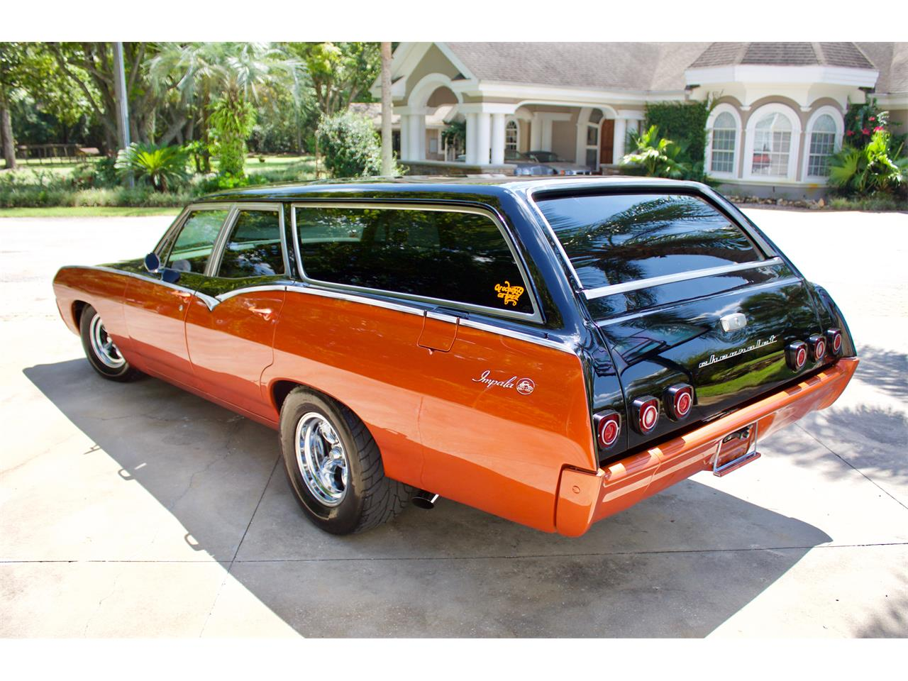 Large Picture of 1968 Impala SS427 located in Eustis Florida - $44,950.00 - QYQC