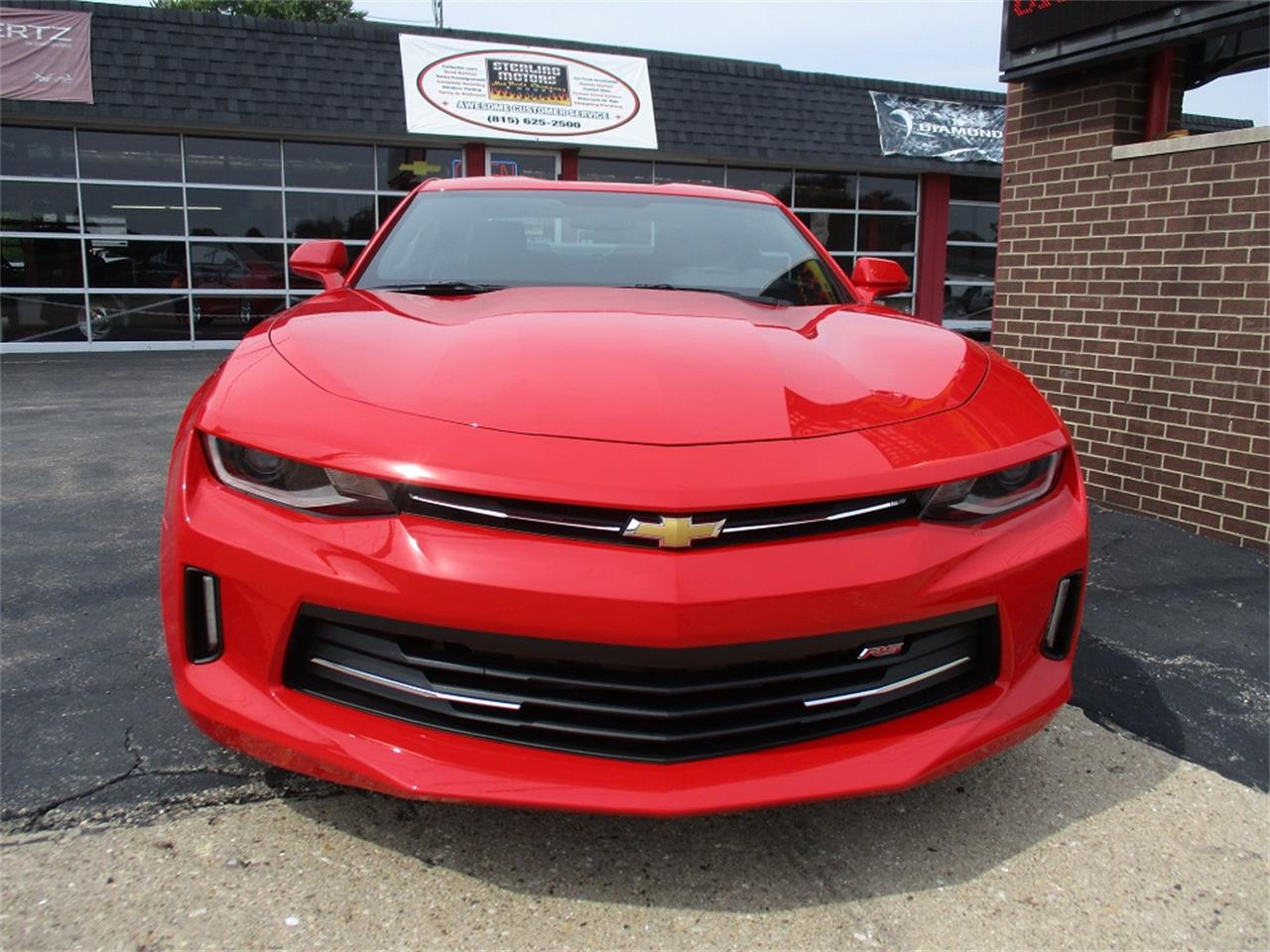 Large Picture of 2016 Chevrolet Camaro RS Offered by Sterling Motors Inc. - QYQM