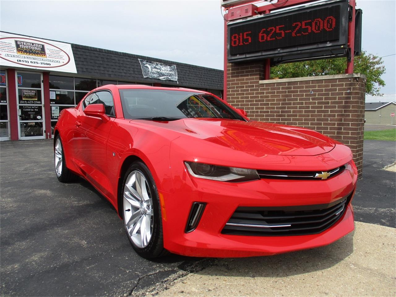 Large Picture of 2016 Camaro RS Offered by Sterling Motors Inc. - QYQM
