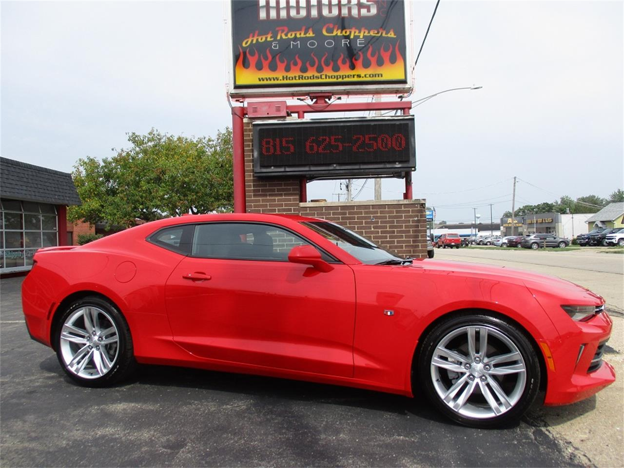 Large Picture of '16 Camaro RS - $24,900.00 Offered by Sterling Motors Inc. - QYQM