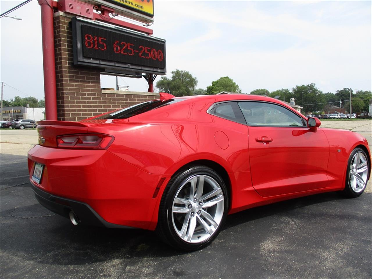 Large Picture of '16 Chevrolet Camaro RS located in Illinois Offered by Sterling Motors Inc. - QYQM
