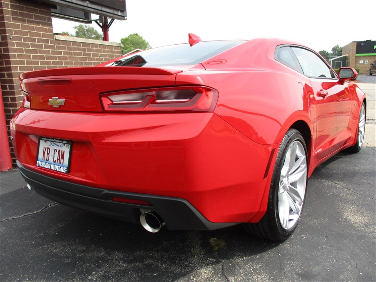 Large Picture of 2016 Camaro RS located in Illinois - $24,900.00 - QYQM