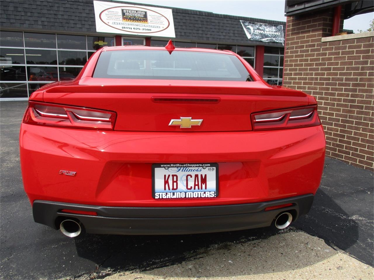 Large Picture of 2016 Camaro RS located in Sterling Illinois - $24,900.00 - QYQM