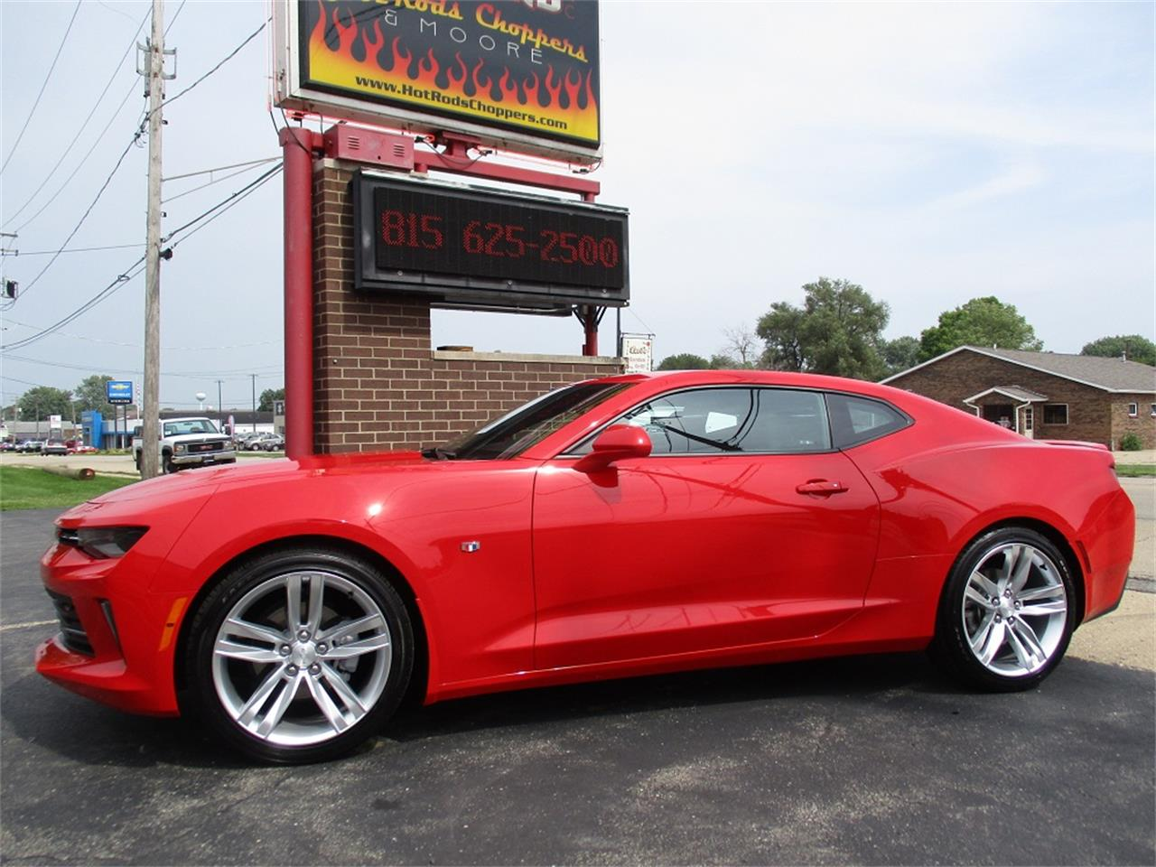 Large Picture of 2016 Camaro RS - $24,900.00 - QYQM
