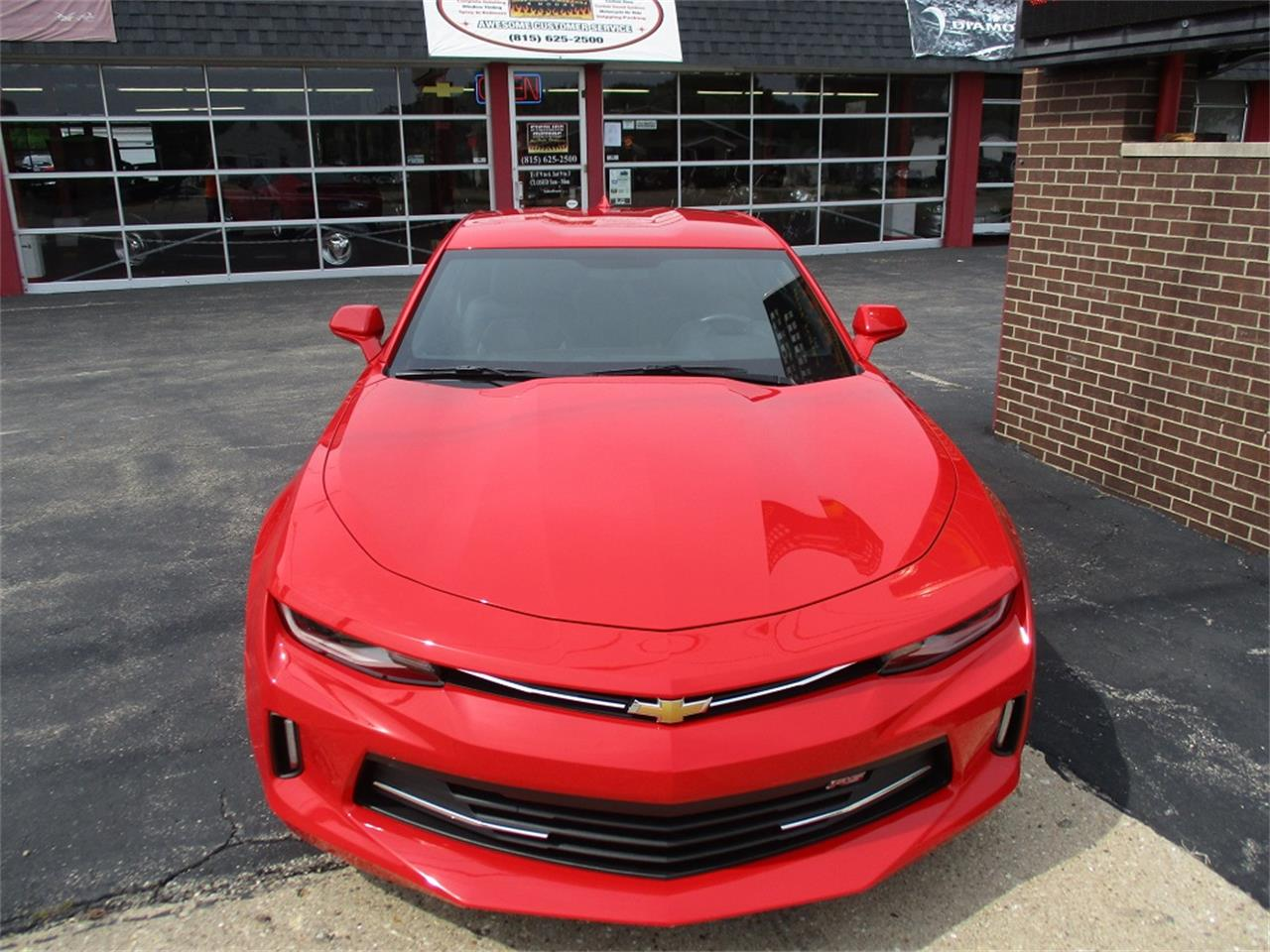 Large Picture of 2016 Chevrolet Camaro RS located in Illinois - QYQM