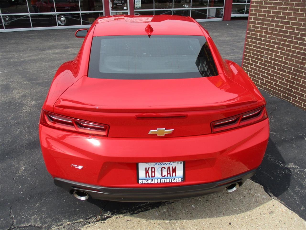 Large Picture of 2016 Chevrolet Camaro RS - QYQM