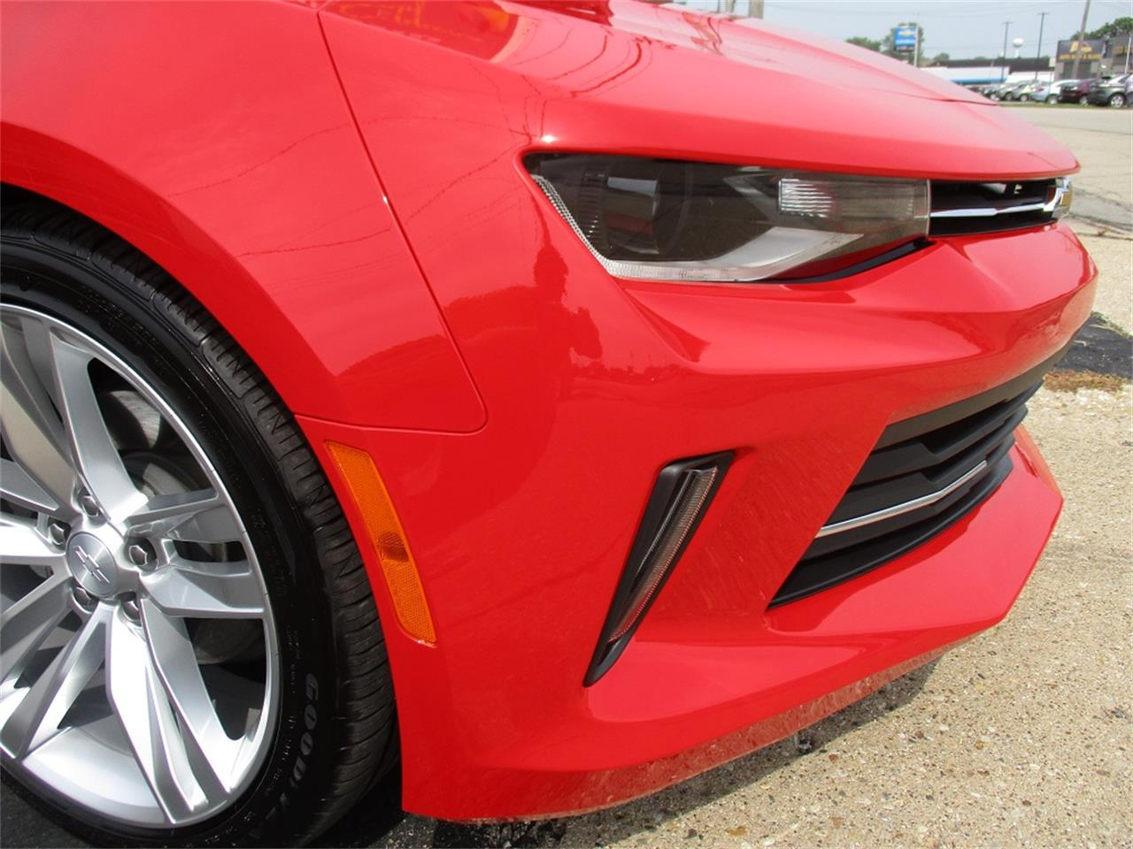 Large Picture of '16 Camaro RS located in Illinois - $24,900.00 - QYQM