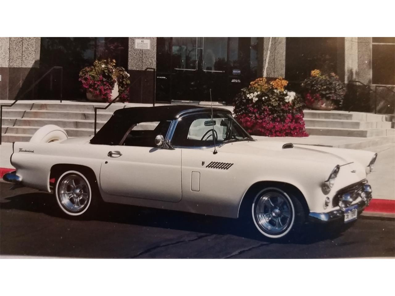 Large Picture of '56 Thunderbird - QYQS
