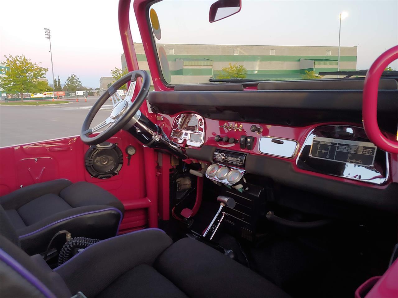 Large Picture of '73 Toyota Land Cruiser FJ40 - $85,000.00 - QYQV