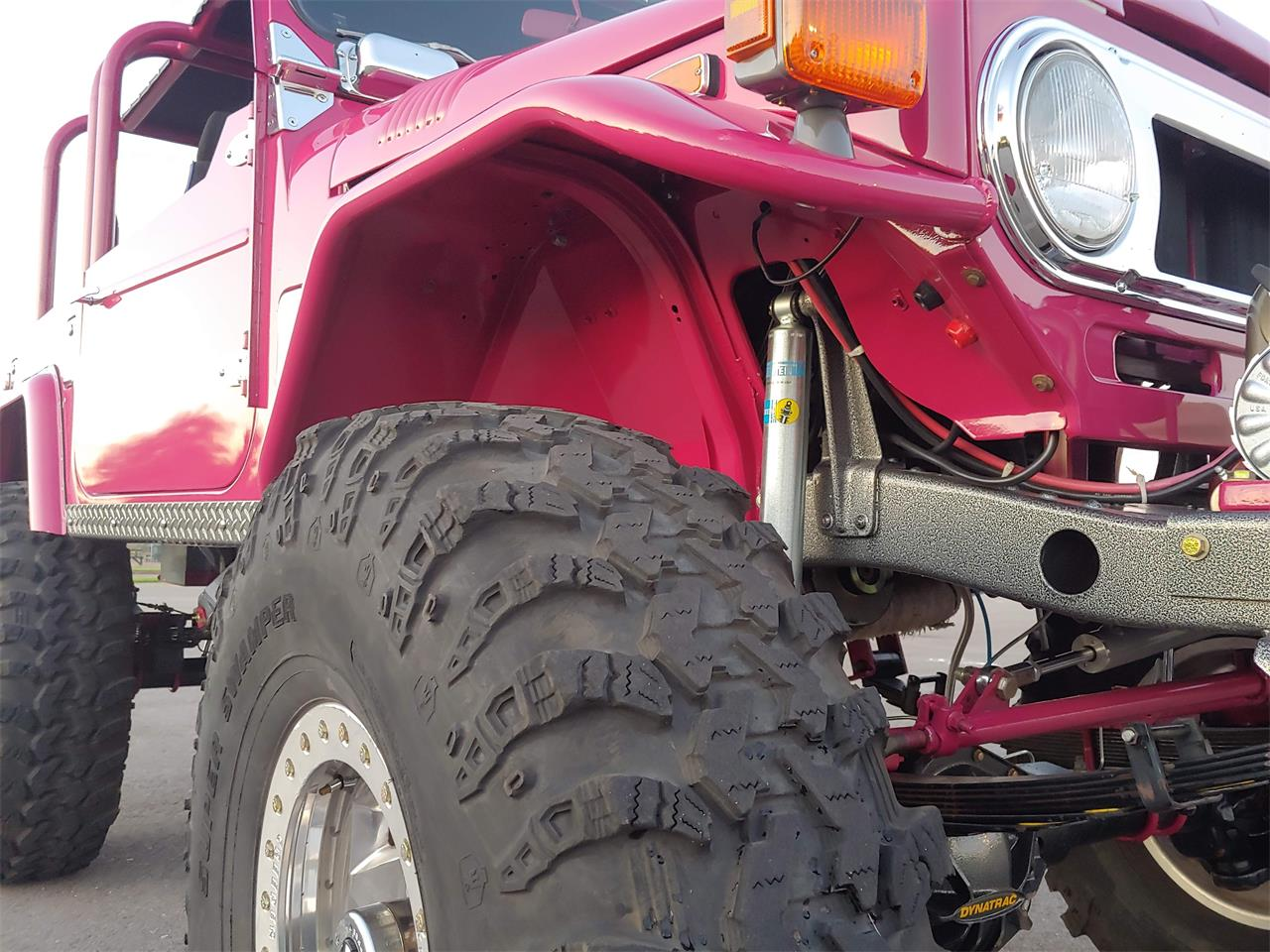Large Picture of Classic 1973 Land Cruiser FJ40 located in Idaho Offered by a Private Seller - QYQV