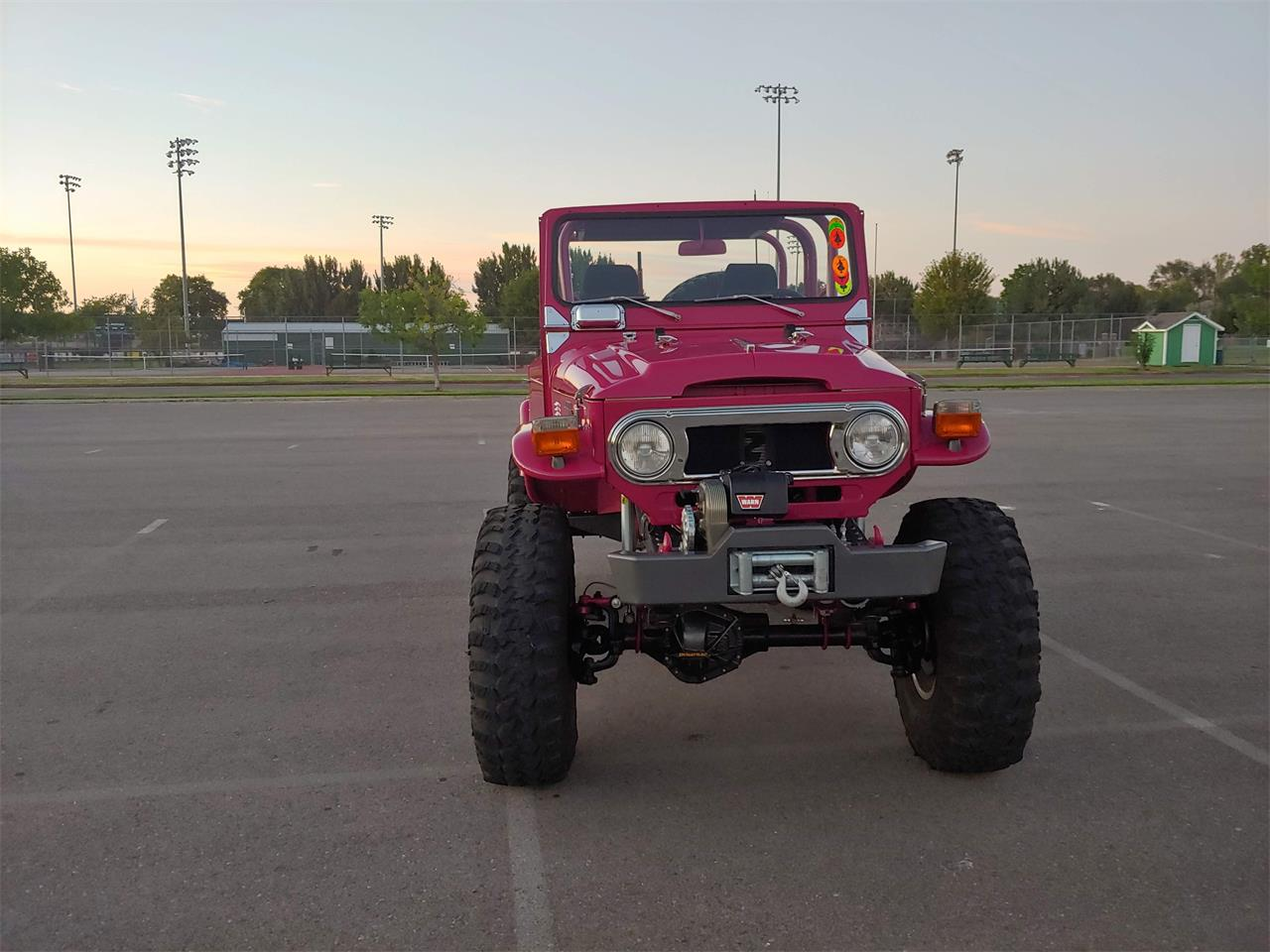Large Picture of '73 Land Cruiser FJ40 located in Idaho - $85,000.00 - QYQV