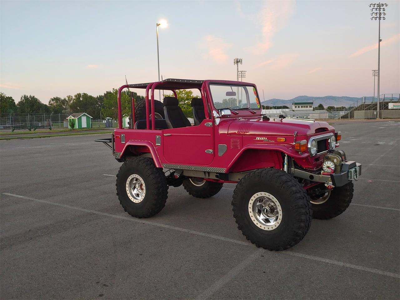 Large Picture of 1973 Land Cruiser FJ40 Offered by a Private Seller - QYQV