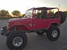 Picture of Classic '73 Toyota Land Cruiser FJ40 - $85,000.00 Offered by a Private Seller - QYQV